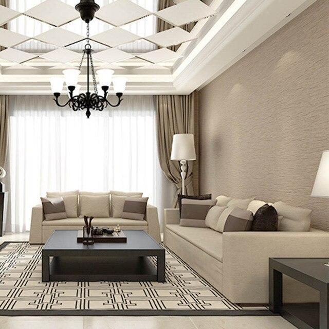 3D home decor wand papier vlies Tapete Rolle Moderne Einfache Reine  Pigmentierte Leinen für Schlafzimmer 53*950 cm