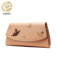 Pmsix Original Designer Women S Bag Exquisite Butterfly Embroidery Lady S Messenger Bag Shoulder Bags P520018