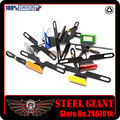 Motocycle Accessories LED License Plate Led Light fits For BMW K1200 K1300 K1600 R1200GS R1200ADV