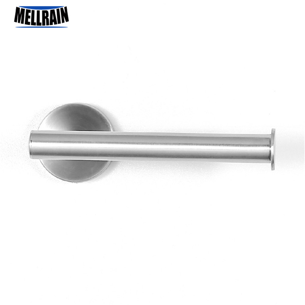 Bathroom accessories 304 stainless steel toilet paper holder simple ...