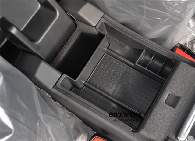 Pallet Secundária Central Caixa de Braço carro Caixa de Luva de Armazenamento Do Telefone titular Container Para Volvo S60 V60 2010-2015 Auto acessórios