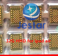 32GB HDD Memory Nand Flash With Unlocked Serial Number SN Code For IPad Air Ipad 5