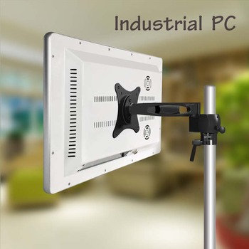 14 inch industrial ip65 mount touch screen monitor , touch all in one panel pc with linux