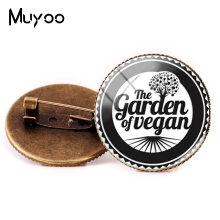 Great VEGAN Brooches / Pins