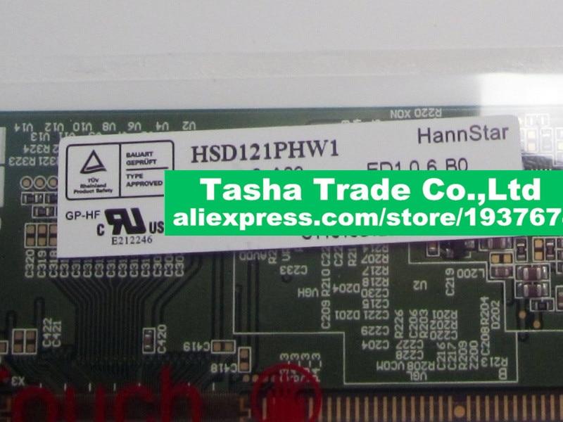 HSD121PHW1-A00 HSD121PHW1 A00 LCD Screen 1366*768 LVDS 40 Pins Original New for lenovo ibm x220 x220i lcd screen b125xw01 v 0 lcd 1366 768 40 pins good quality