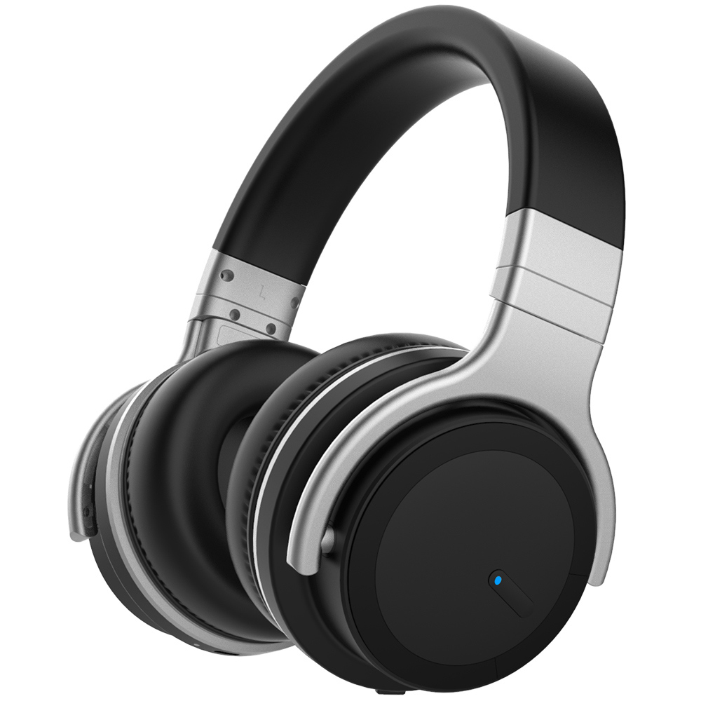 все цены на E7MD PRO Active Noise Cancelling Bluetooth Headphones Wireless Over Ear Stereo Headset with microphone for all bluetooth phones