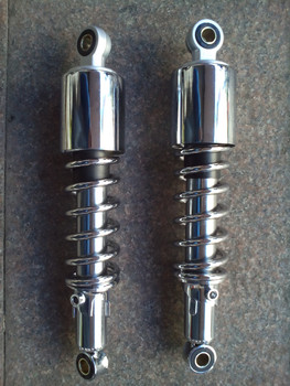 STARPAD FOR After the motorcycle shock absorber damping Haojue 125-8 after GN125 for Prince car models universal damping,
