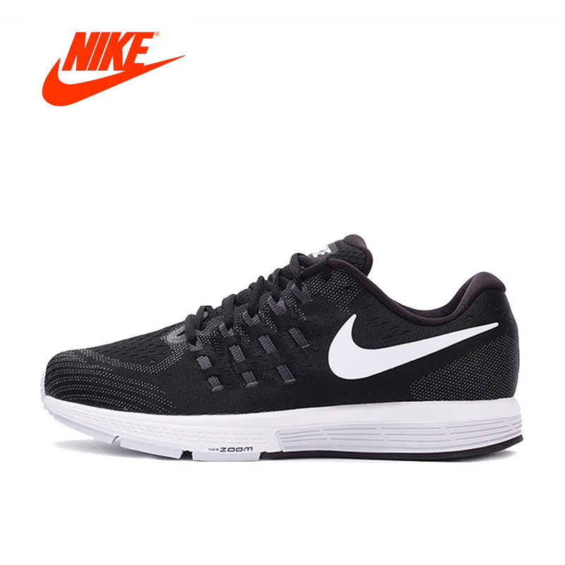 Original New Arrival Official Nike AIR ZOOM VOMERO 11 Breathable Women's Running Shoes Sports Sneakers original new arrival official nike run swift men s breathable running shoes sports sneakers