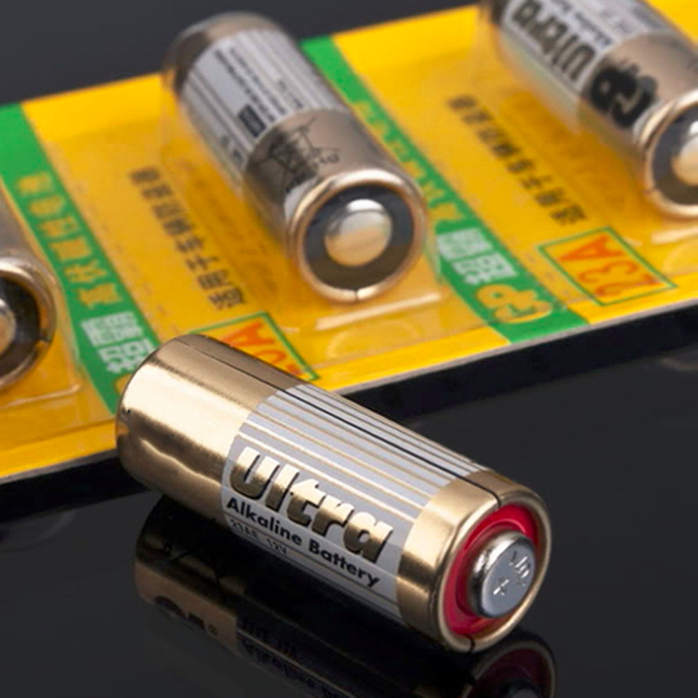 New Arrival 10Pcs Alkaline Battery 23A 12V 23AE A23 E23A V23GA MN21 GP23A VR22 MS21 Wholesale