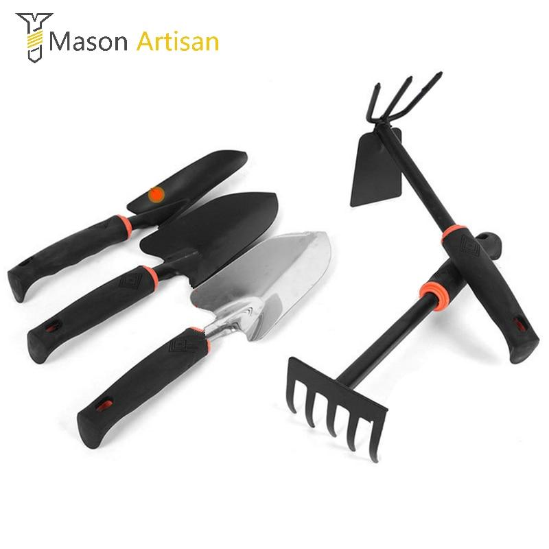 1piece 30cm garden tool shovel cultivator trowel leaf for Small garden tools set of 6