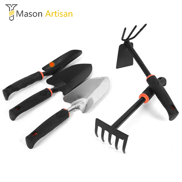 1Piece 30cm Garden Tool Shovel/ Cultivator/ Trowel/ Leaf Trimmer Rake  Miniature Fairy Garden