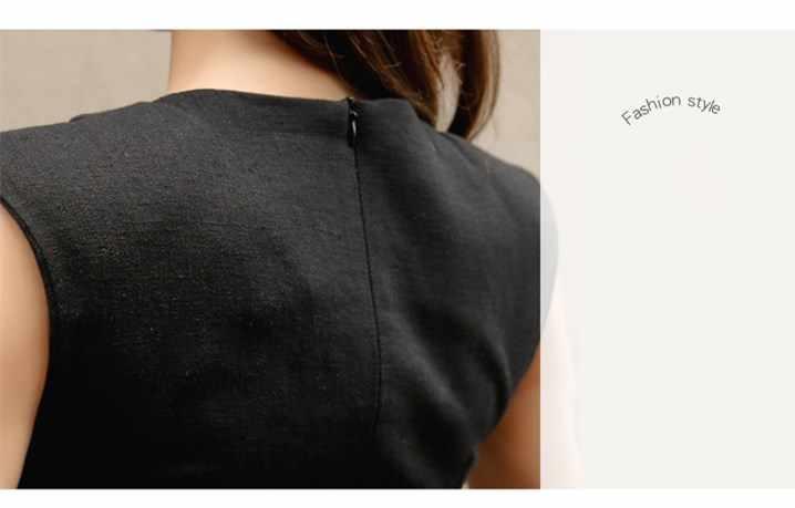2019 Summer Long Midi Parti Robe Femmes Élégant Noir Boutons Mince Crayon Robe Out Going Moulante Formelle Robe
