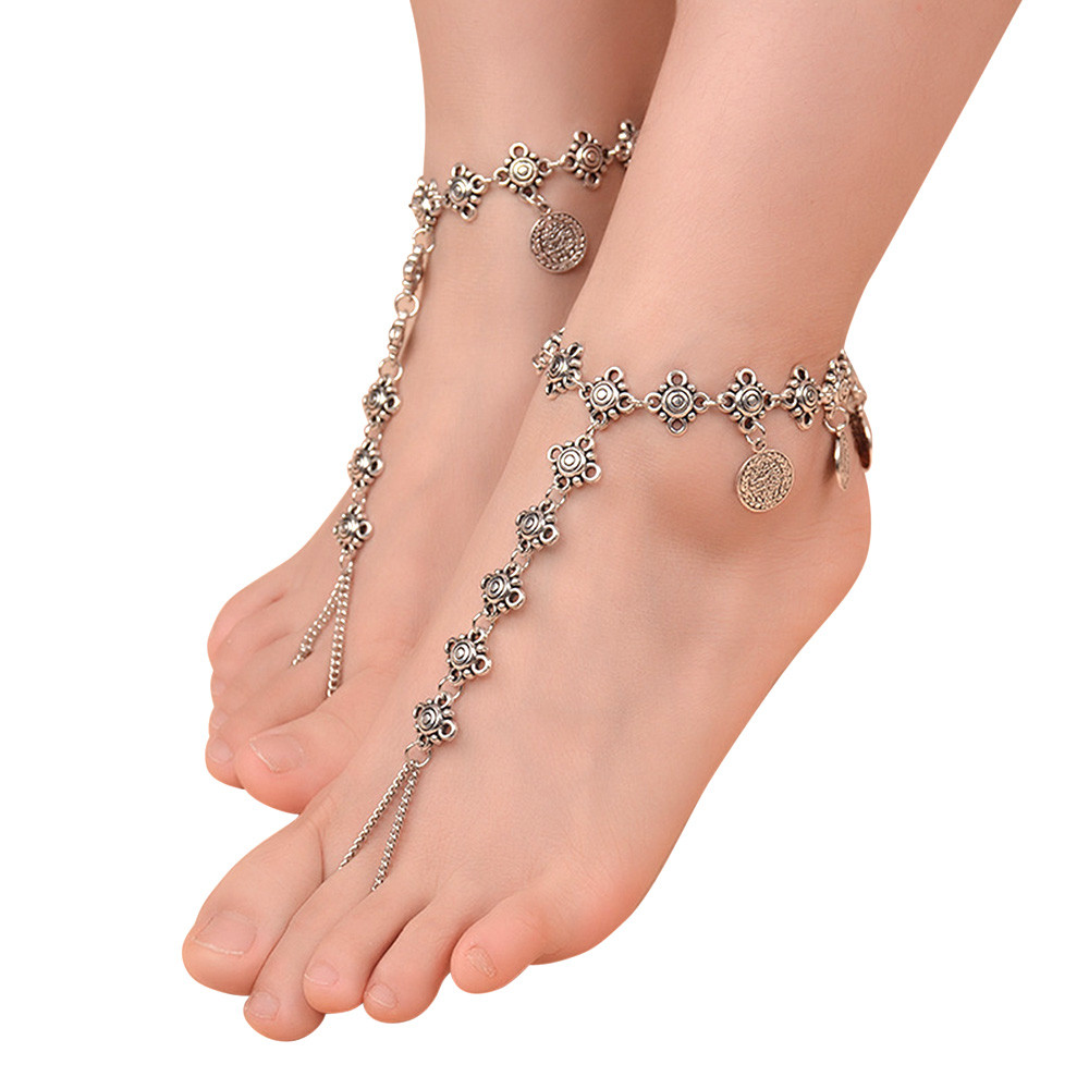 stamped name bar mini adorable hand il fullxfull c anklet rose gold jewelry silver body plated dljf anklets