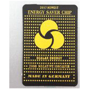 Image 2 - 100pcs Germany Scalar Energy Phone Sticker Anti Radiation Chip Shield  EMP EMF Protection for Pregnant Woman Household Appliance