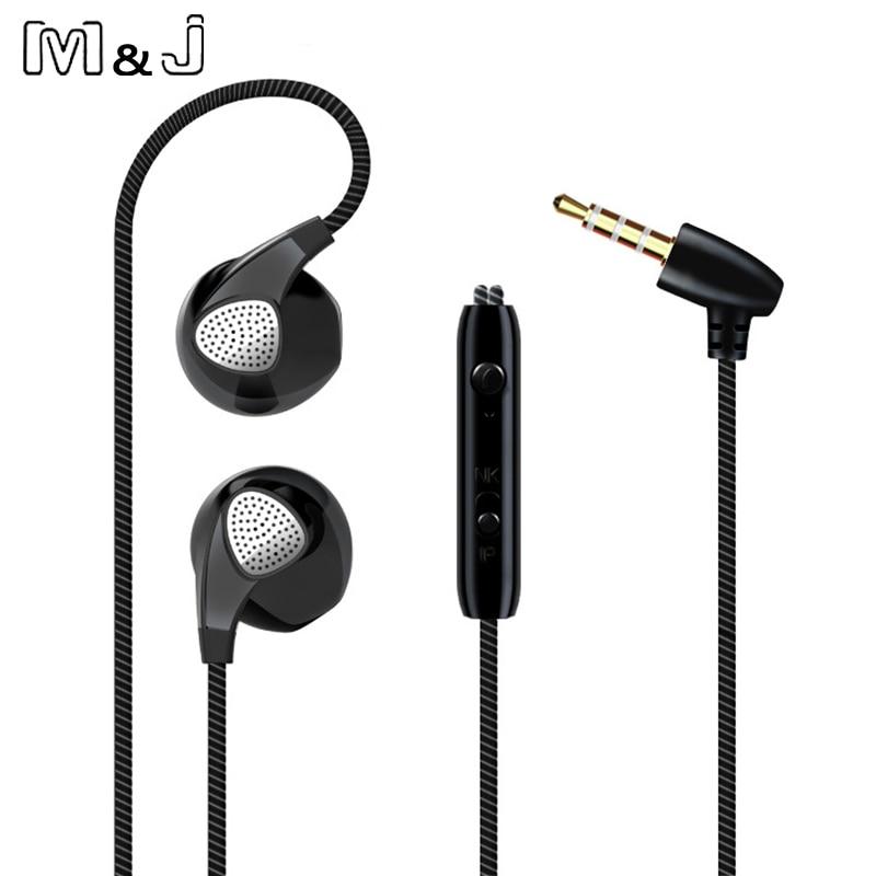 M & J ακουστικό για το iPhone 6 6S 5 ακουστικά - Φορητό ήχο και βίντεο - Φωτογραφία 2