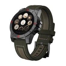 X1 outdoor smart watch thermometer höhenmesser barometer armbanduhr herzfrequenz smartwatch sport fitness für ios android telefon männer