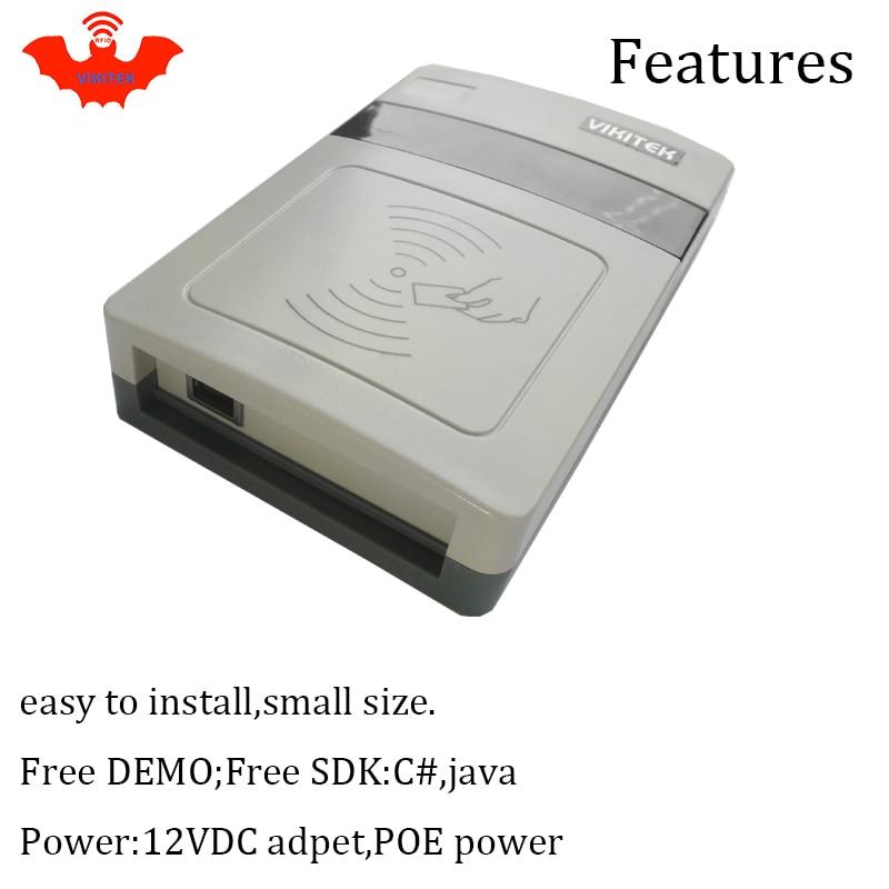 UHF RFID-läsare kort räckvidd Integrerad läsare usb-port skrivbord - Säkerhet och skydd - Foto 6