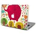 Для Apple Macbook Наклейка Слон Air Pro с или без Retina display Laptop Skin Pegatinas Autocollant