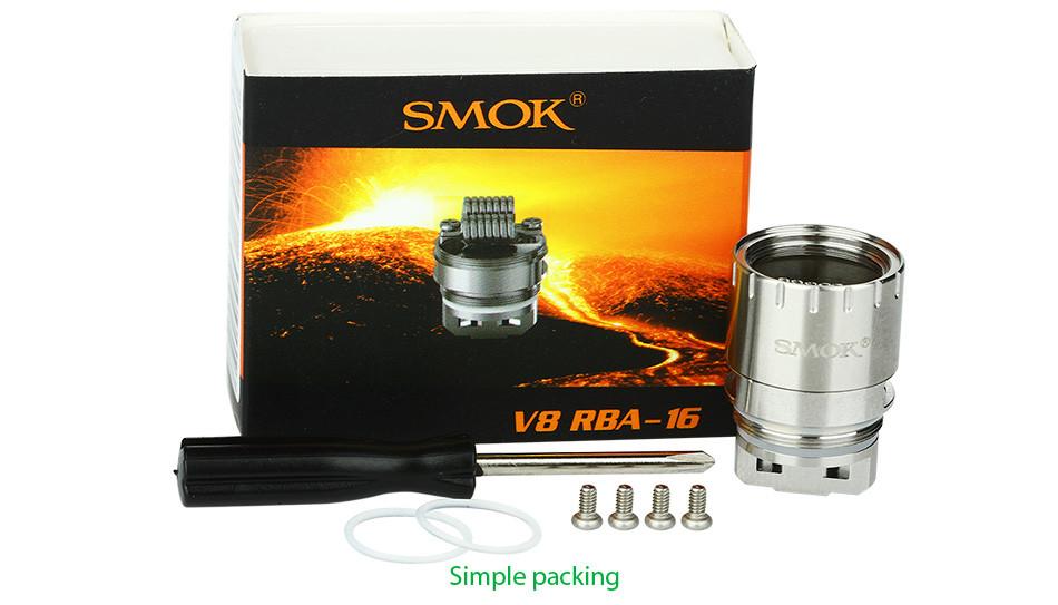 SMOK TFV8 RBA-16 Coil 1