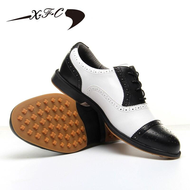 NUOVI uomini scarpe da golf ultra morbido fondo scarpe sportive leggero e traspirante scarpe da ginnastica scarpe impermeabili scarpe da golf maschili trasporto libero