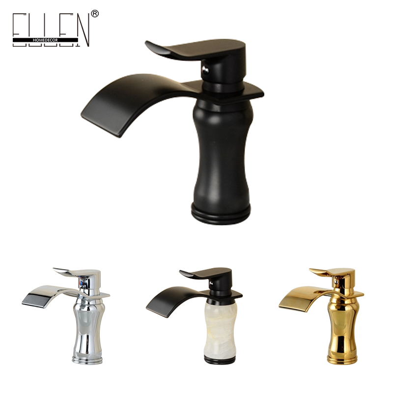 Deck mounted modern bathroom sink faucet chrome gold and oil rubbed bronze stone faucets single handle torneira brand new deck mounted chrome single handle bathroom