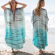 Chiffon Beach Cover Up Kaftans Sarong Bathing Suit Cover Ups Beach Pareos Swimsuit Cover Up Womens SwimWear Beach Tunic все цены