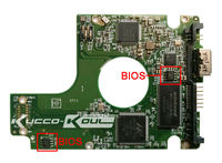 WD HDD PCB Logic Board 2060 771801 002 REV A P1 For 2 5 USB Hard