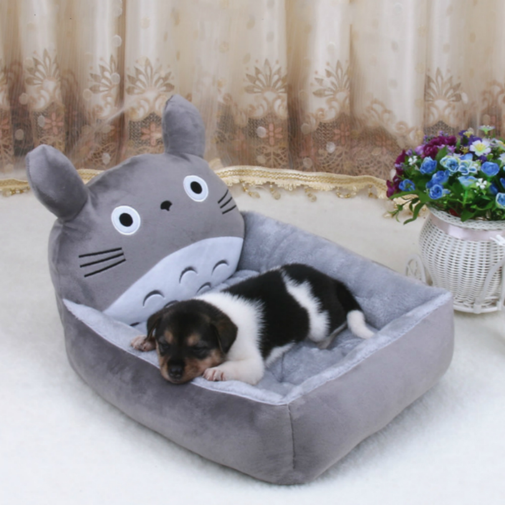 6 Colors Joy Cute Animal Cat Dog Pet Beds Mats Teddy Dogs Sofa Pet Bed House Big Blanket Cushion Basket Supplies Cartoon earrings