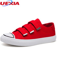 UEXIA 2018 New Arrival Summer Breathable Mesh Hook Loop Men Casual Shoes For Comfortable Handmade Men