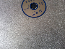 12 inch diamond  flat polishing discs for lapidary grinding discs for gemstone