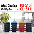 1 set PG-510 Cartridge Ink for Canon PIXMA MP230 MP280 MP270 MP272 iP2700 MP250 MP240 MP490 MP495 MX330 MX350 MX410 Ink ns01