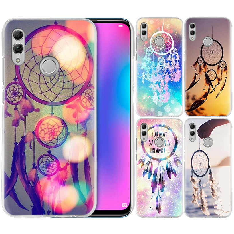 Dream Catcher Lakota สำหรับ Huawei Honor 8X Y9 9 10 Lite เล่น 8C 8 S 8A Pro V20 20i 10i Y6 Y7 2019 Hard PC Coque