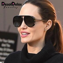 2019 New Fashion Vintage Round Stylish Color Lens Sunglasses Men Women Brand Designer Sun Glasses Oculos De Sol UV400