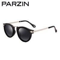 Parzin Polarized Child Sunglasses UV 400 Vintage Kids Sun Glasses Boys Girls Glasses Shades d2005