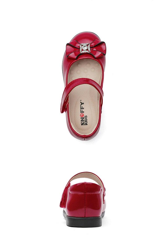Bebê Da Princesa Crianças Sapatos de Couro Genuíno Chaussure Fille TX127
