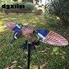 2019 חדש Xilei כחול אגף טורקיז ברווז הפתיונות