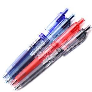 Image 3 - 12 قطعة/صندوق Uniball UMN 105 Signo جل مجموعة أقلام قابل للسحب 0.5 مللي متر السلس الحبر Boligrafo غرامة هلام قلم الكرات الدوّارة اللوازم المدرسية