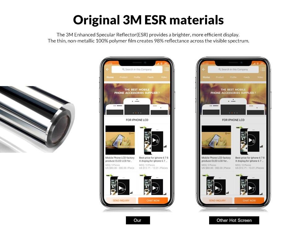 Xr Parts OEM Digitizer 11
