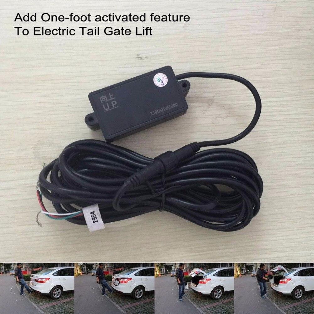 Accessoires de voiture auto accessoires de voiture Seule pied activé induction module pour Smart Auto Électrique Queue Porte Ascenseur