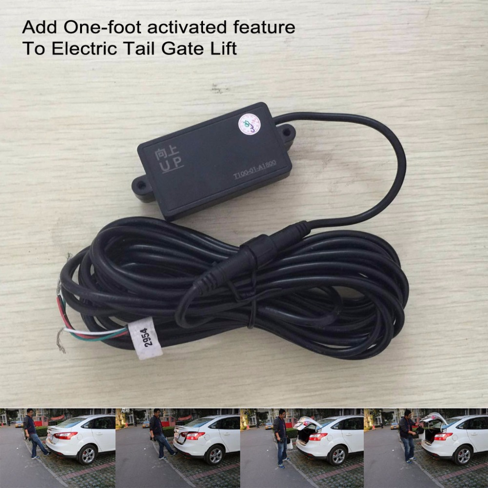 Auto  One-foot Activated Induction Module For Smart Auto Electric Tail Gate Lift
