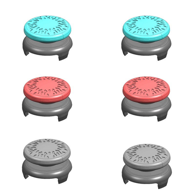 Replacement Gamepad Game Accessory Protect Joystick Rocker Protection Control Thumb Stick For Switch Pro PS4 PS3 ONE 360 Handle
