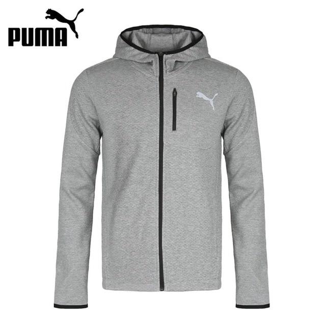 df32ae1189398 Nova Chegada Original 2018 PUMA Evostripe Lite FZ Casaco Com Capuz jaqueta  Com Capuz Sportswear dos