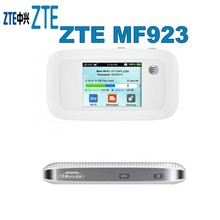 ZTE MF923  4G LTE Mobile Hotspot  Unlocked us version zte ufi mf970 lte cat6 mobile wifi hotspot