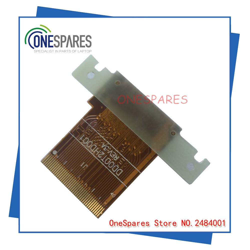 Free Shipping  Laptop Hard Disk Drive interface Flex cable fit for HP 2510P NC2400 Series notebook HDD cable DD00T2HD001 free ship server hard disk drive mas3735np 15000rpm 15k 73g 68pin scsi server hdd