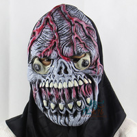 Bloody CS Skull Skeleton Full Face Mask Tactical Paintball Airsoft Protect Safety Horror Mask Halloween Cosplay