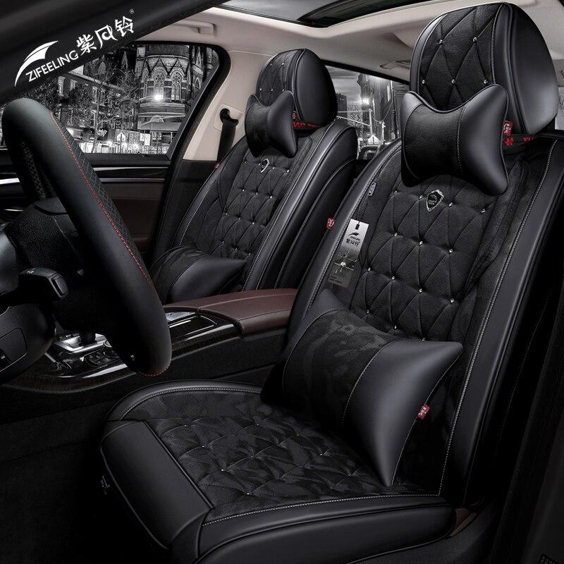 Car seat covers fit Volvo S40 XR black//dark grey sport style
