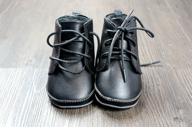 microfiber leather baby moccasins with fur snow winter warm boots shoes hard handmade boys girl shoes boots high quality shoes