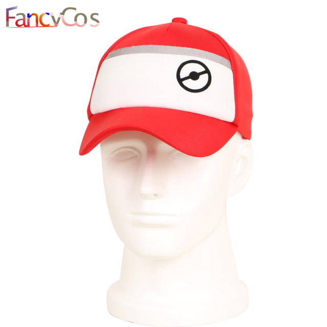 Halloween 2017 New Pokemon GO Hat Baseball PokeBall Team Mystic Instinct  Valor Red 7485afd79dda