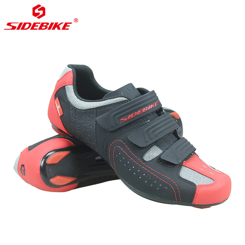 New Road Cycling Shoes Men Women Professional Bicycle Racing Breathable Non Slip Self Lock Shoes Zapatillas