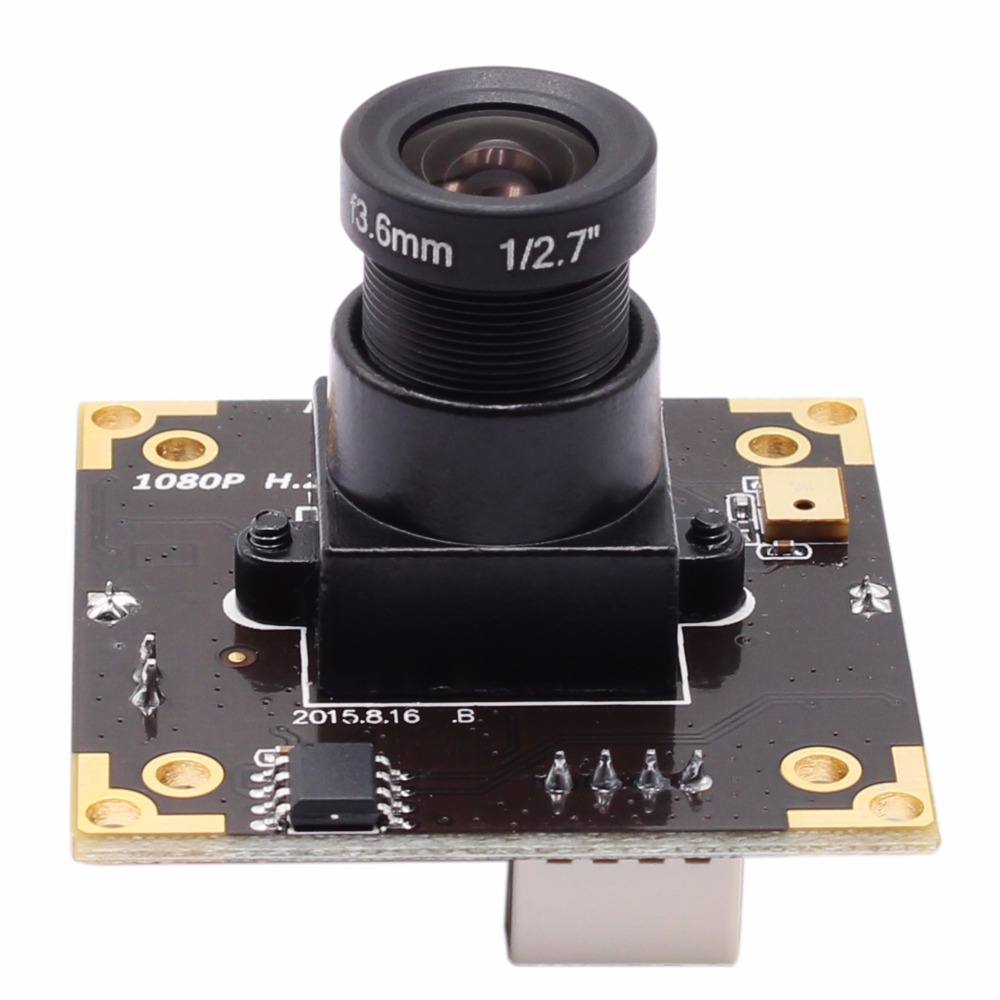 все цены на 3MP WDR MICRON AR0331 CMOS Sensor H.264 MJPEG MIC HD USB2.0 Camera module PCB Board with 3.6mm lens